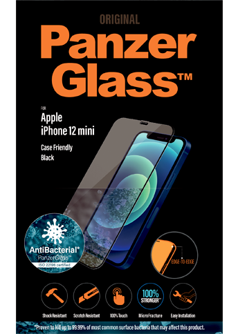PanzerGlass iPhone 12 Mini CaseFriendly