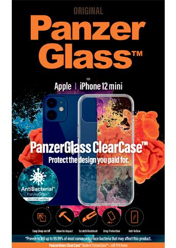 PanzerGlass ClearCase Apple iPhone 12 Mini