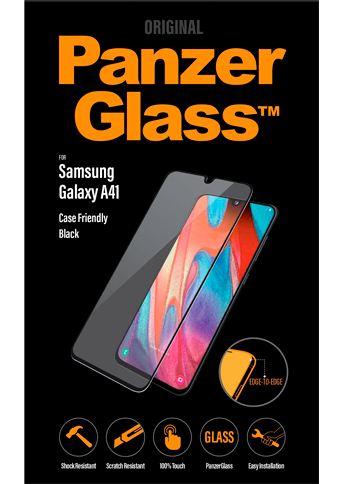 PanzerGlass Samsung A41 Case Friendly