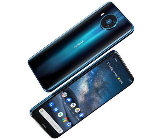 Løft din kreativitet med Nokia 8.3 5G