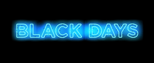 Tyvstart Black Days: Se vilde tilbud
