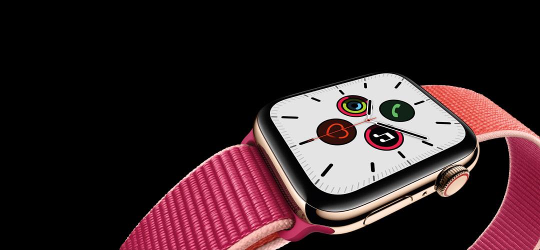 Vilde priser på Apple Watch Series 5