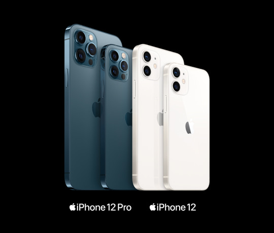 Køb din nye iPhone 12 hos Telenor i Bilka