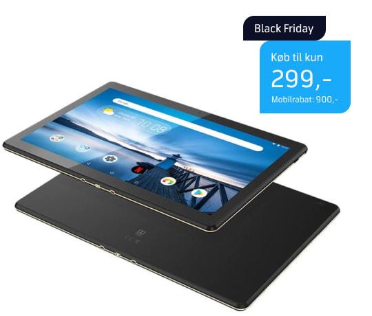 Lenovo Tab M10 Tablet: Ha' det hele med på farten