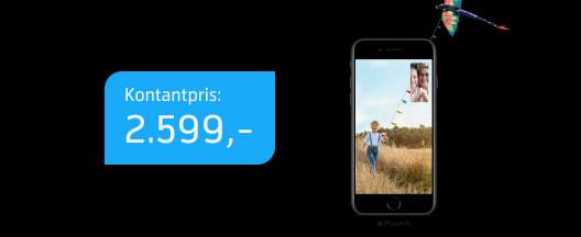 Slå til nu: Vild pris på iPhone SE