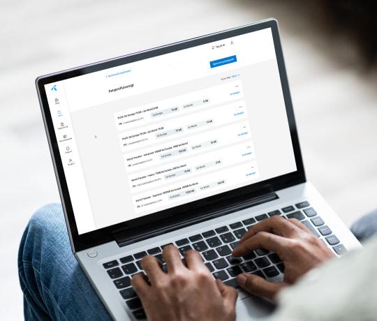 Fuld gennemskuelighed og styring af medarbejderes dataforbrug