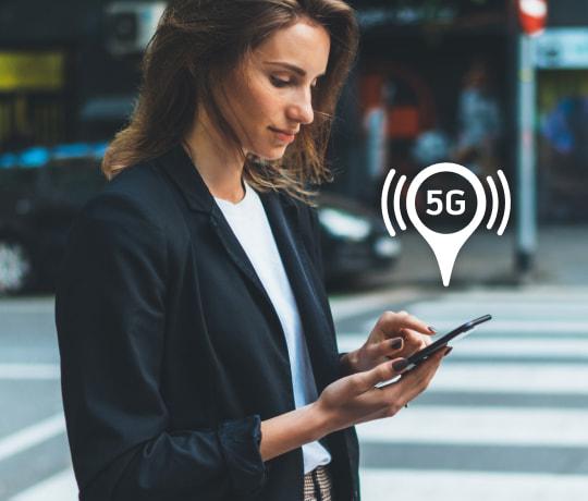 Klar til fremtiden med 5G