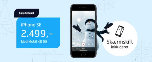 Julegaven der hitter: iPhone SE til lav pris