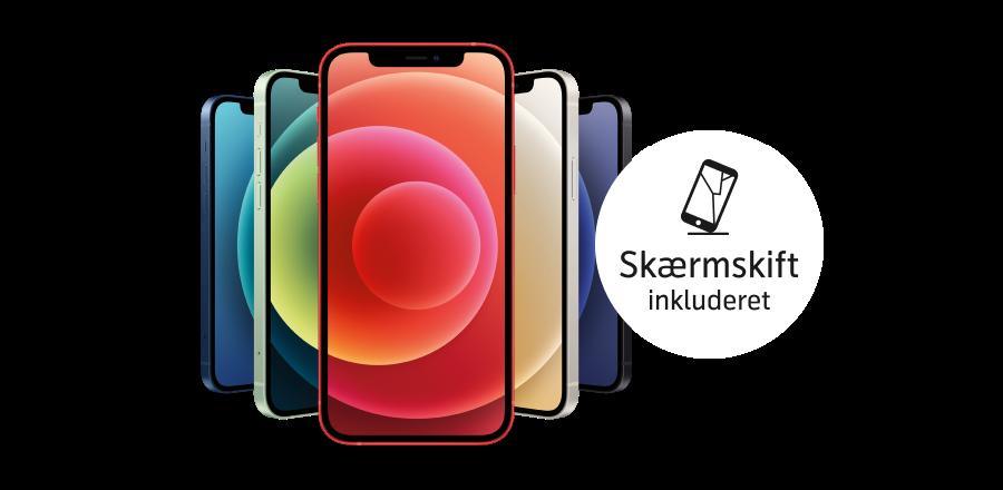 Danmarks billigste  iPhone 12 Mini