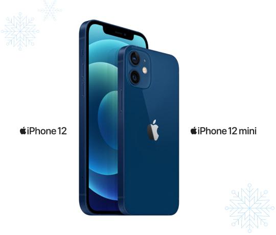 Skarp pris på iPhone 12 og 12 mini: Køb den hos Telenor