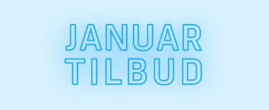 Gå amok i vilde januartilbud