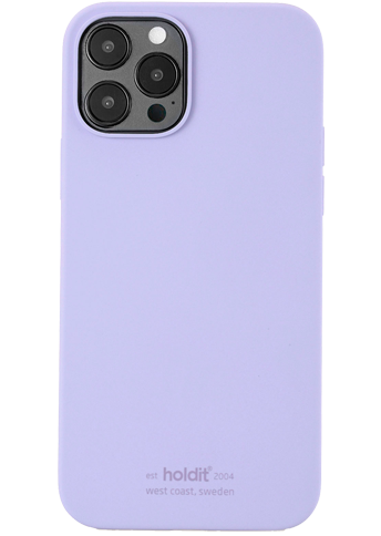 Holdit Silicone Cover iPhone 12 Pro Max