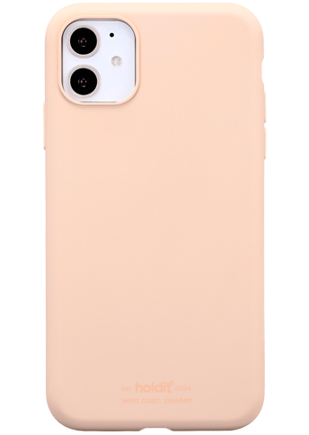 Holdit Silicone Cover iPhone 11