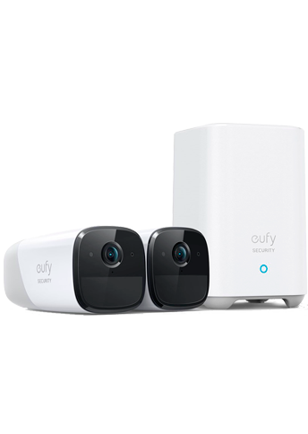 Eufy Cam 2 Pro 2+1 kit Home Security