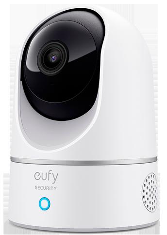 Eufy Indoor Cam 2K Pan & Tilt