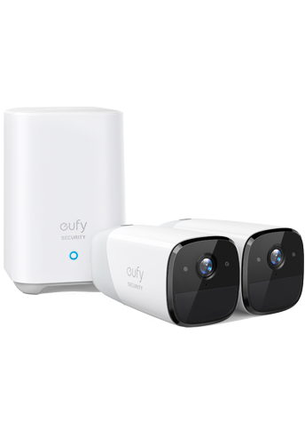 Eufy Cam 2, 2+1 kit Home Security