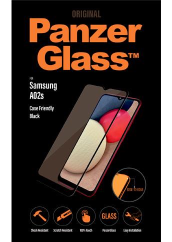 PanzerGlass Samsung A02s Case Friendly