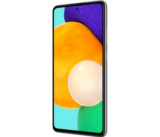 Samsung Galaxy A52 5G følger dig i tykt og tyndt