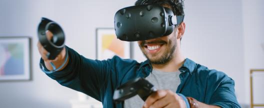 Gaming VR/AR