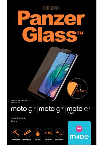 PanzerGlass Motorola G30 Case Friendly