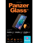 PanzerGlass Motorola G30 Case Friendly