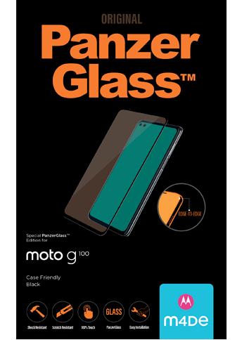 PanzerGlass Motorola G100 Case Friendly