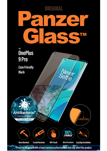 PanzerGlass OnePlus9 Pro Case Friendly