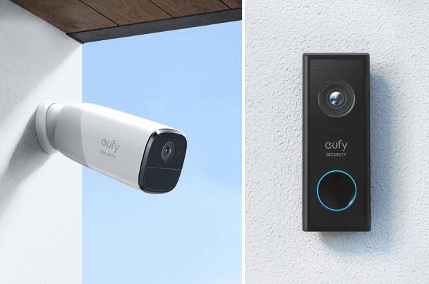 Få et trygt hjem med Eufy Home Security