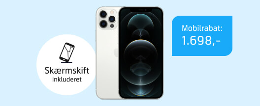 Stærk pris på iPhone 12 Pro