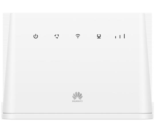 WiFi router med stor rækkevidde