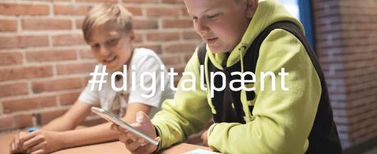 #digitalpænt programmet