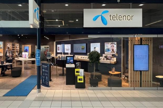 Telenor Aalborg Storcenter