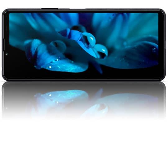 Sony's TV ekspertise lagt ind i en utrolig smartphone skærm
