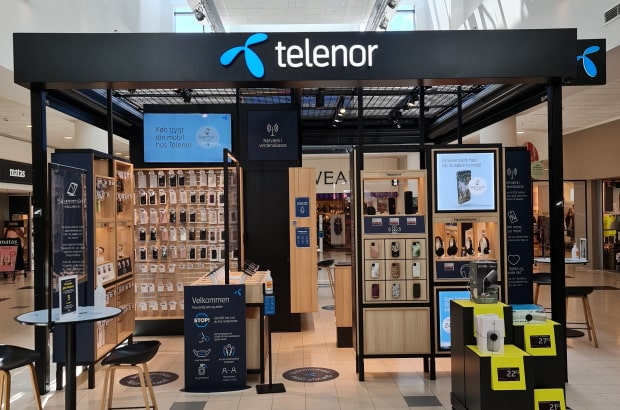 Telenor Ballerup Centret