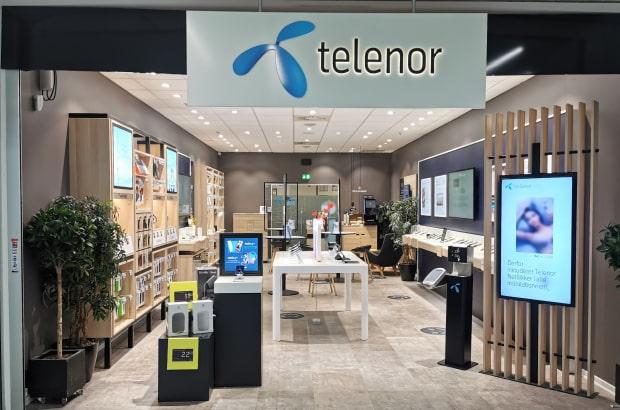 Telenor Helsingør Bycenter