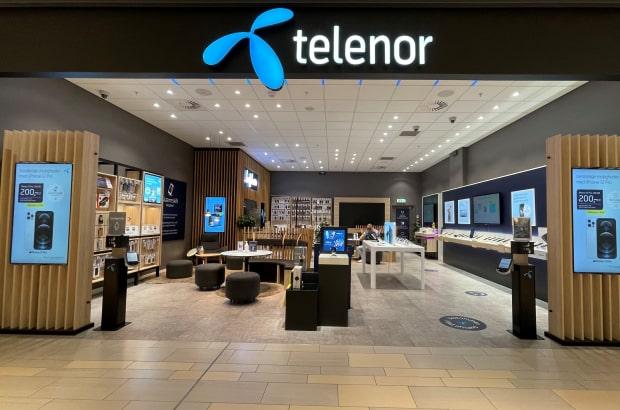Telenor Rosengårdscentret Odense