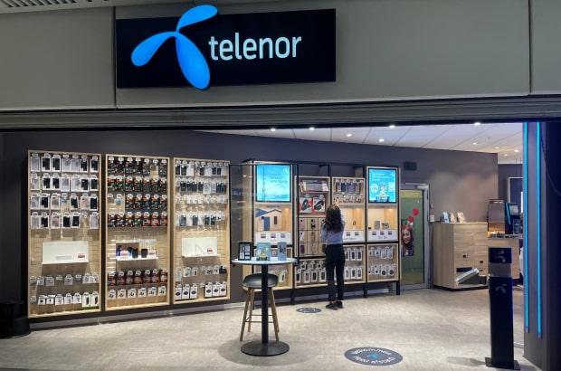 Telenor Næstved Storcenter