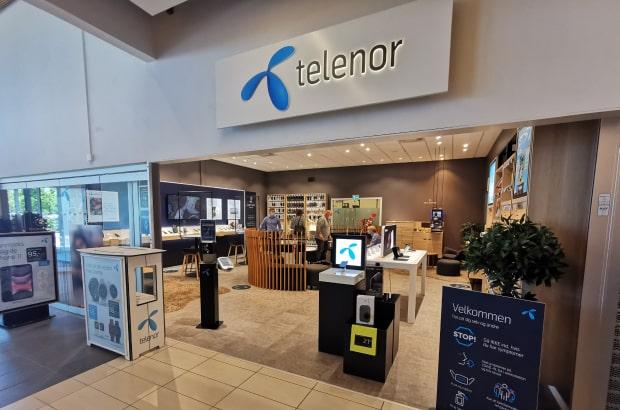 Telenor Randers Storcenter