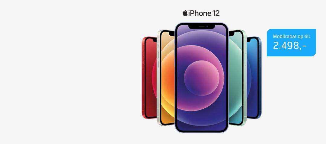 Vilde priser på iPhone 12 serien