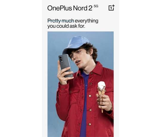 OnePlus Nord2 5G - fantastiske kameraer