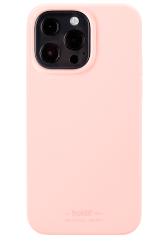 Holdit Silicone Cover iPhone 13 Pro