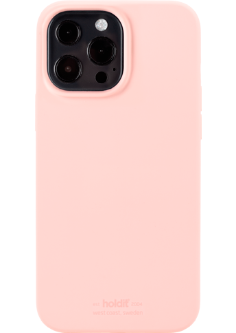 Holdit Silicone Cover iPhone 13 Pro Max