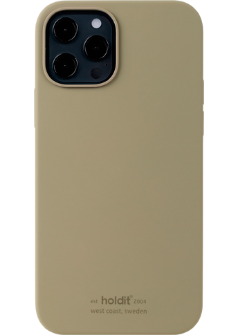 Holdit Silicone Cover iPhone 12 / 12 Pro