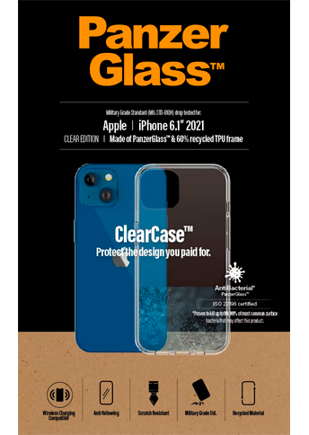 Panzerglass ClearCase iPhone 13 Pro