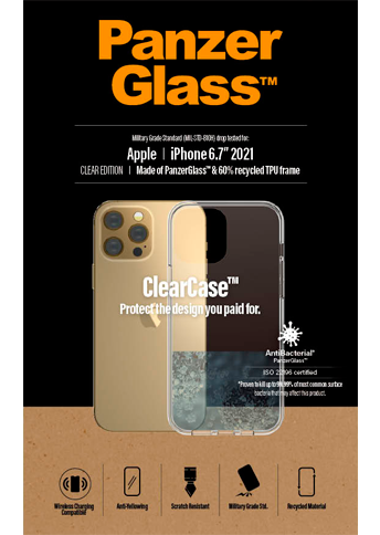 PanzerGlass ClearCase iPhone 13 Pro Max