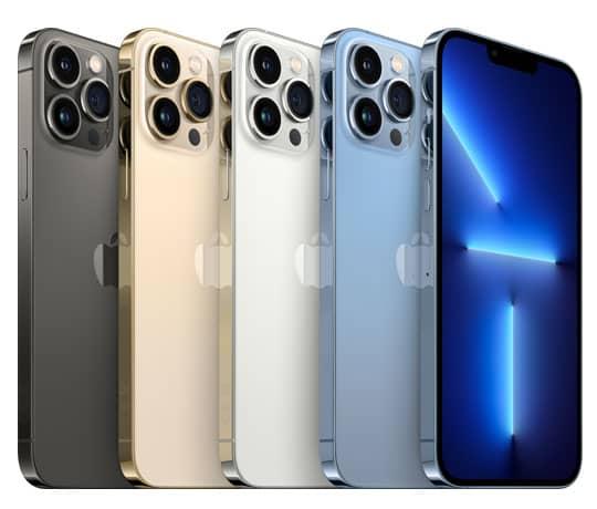 iPhone 13 Pro Max: Maksimal lækkerhed