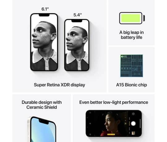 iPhone 13 mini: Utrolig styrke i kompakt format