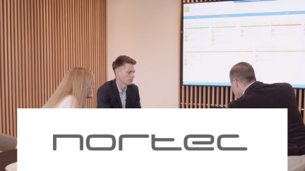 Ny kundeserviceafdeling tog Nortecs forretning til nye højder
