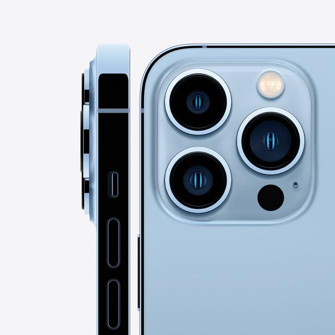 Pro kamerasystem: Når vi siger Pro, så mener vi Pro