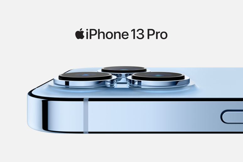 Den nye iPhone 13 serie